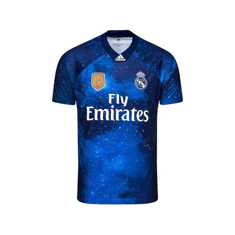 Real Madrid 4. számú rövid ujjú EA SPORTS mez - Férfi - Spanyol Bajnokság 7f2f736a09