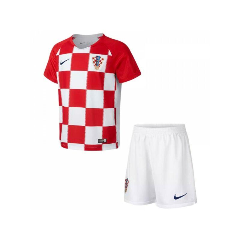 Horvát válogatott hazai (2020) rövid ujjú mez + nadrág (szett) - Gyerek