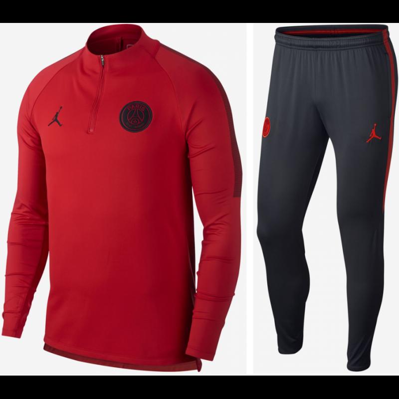 PSG Jordan melegítő szett (felső+alsó) - Gyerek - RAKTÁRON