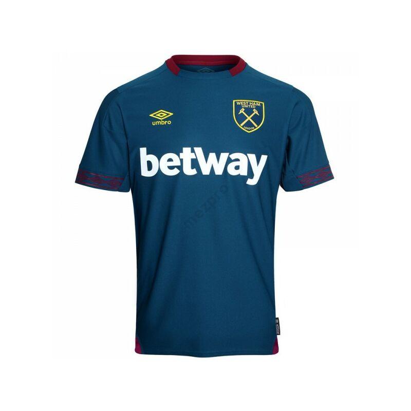 West Ham United vendég rövid ujjú 2018/2019 mez - Férfi