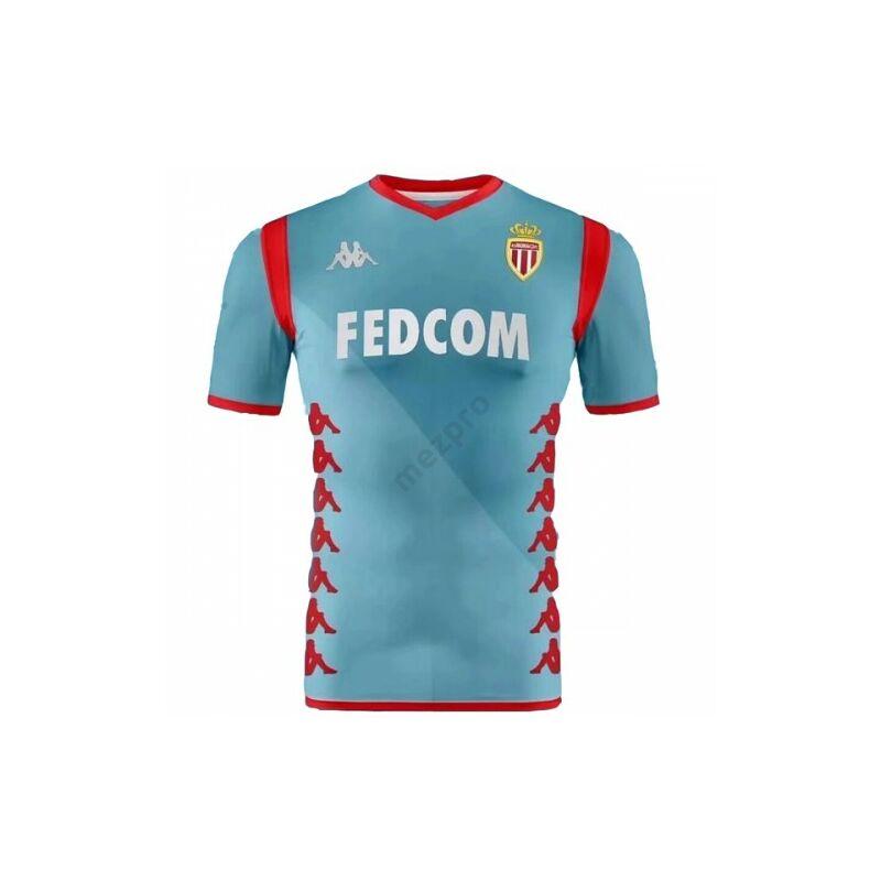 Monaco 3. számú rövid ujjú 2019-2020 mez - Férfi