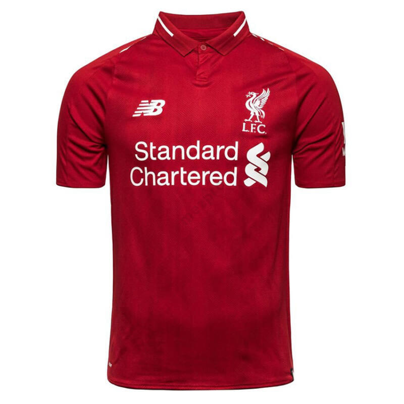 Liverpool hazai rövid ujjú 2018/2019 mez - Férfi