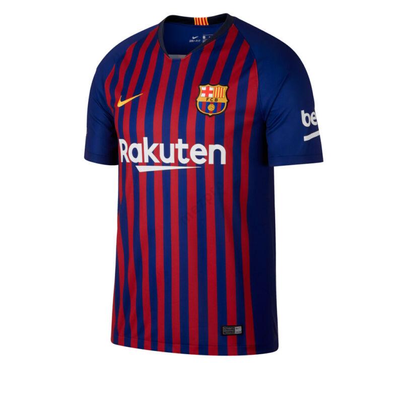 6bd5b3f890 Barcelona hazai rövid ujjú 2018/2019 mez - Férfi - Spanyol Bajnokság