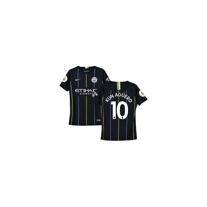 Manchester City vendég rövid ujjú 2018-2019 mez+nadrág (szett) - Gyerek  - RAKTÁRON