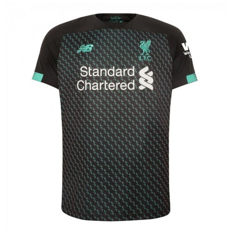 Liverpool 3. számú rövid ujjú 2019-2020 mez - Férfi