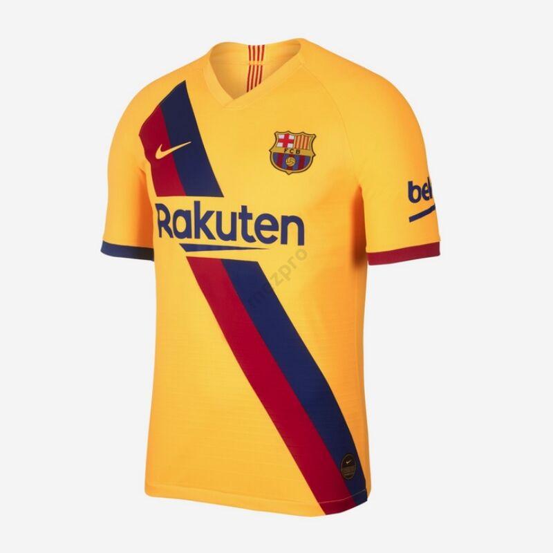 Barcelona vendég rövid ujjú 2019-2020 mez - Férfi