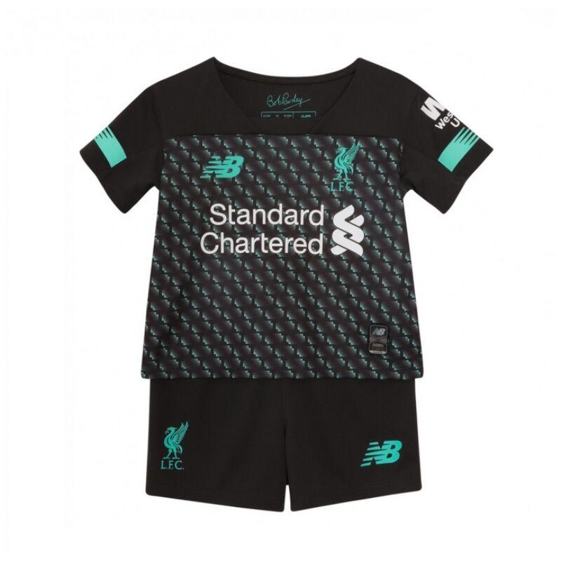 Liverpool 3. számú rövid ujjú 2019-2020 mez+nadrág (szett) - Gyerek