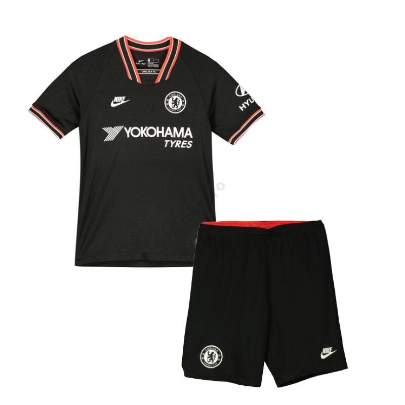 Chelsea 3. számú rövid ujjú 2019-2020 mez+nadrág (szett) - Gyerek