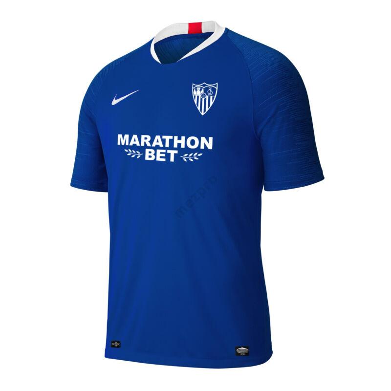 Sevilla 3. számú rövid ujjú 2019-2020 mez - Férfi