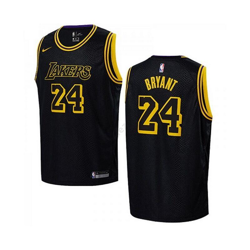 Los Angeles Lakers - Kobe Bryant - kosárlabda mez - fekete - Férfi
