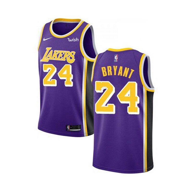 Los Angeles Lakers - Kobe Bryant - kosárlabda mez - lila - Férfi