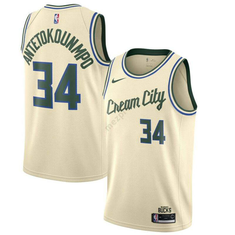 Milwaukee Bucks - Giannis Antetokounmpo - kosárlabda mez - Férfi