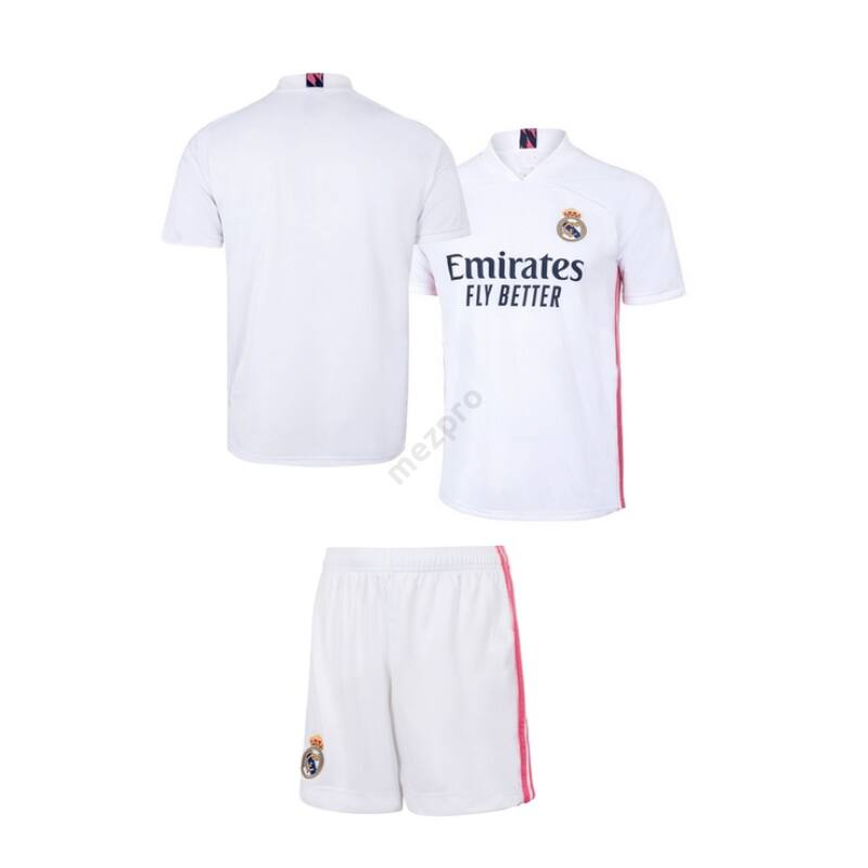 Real Madrid hazai 2020-2021 mez+nadrág (szett) - Gyerek