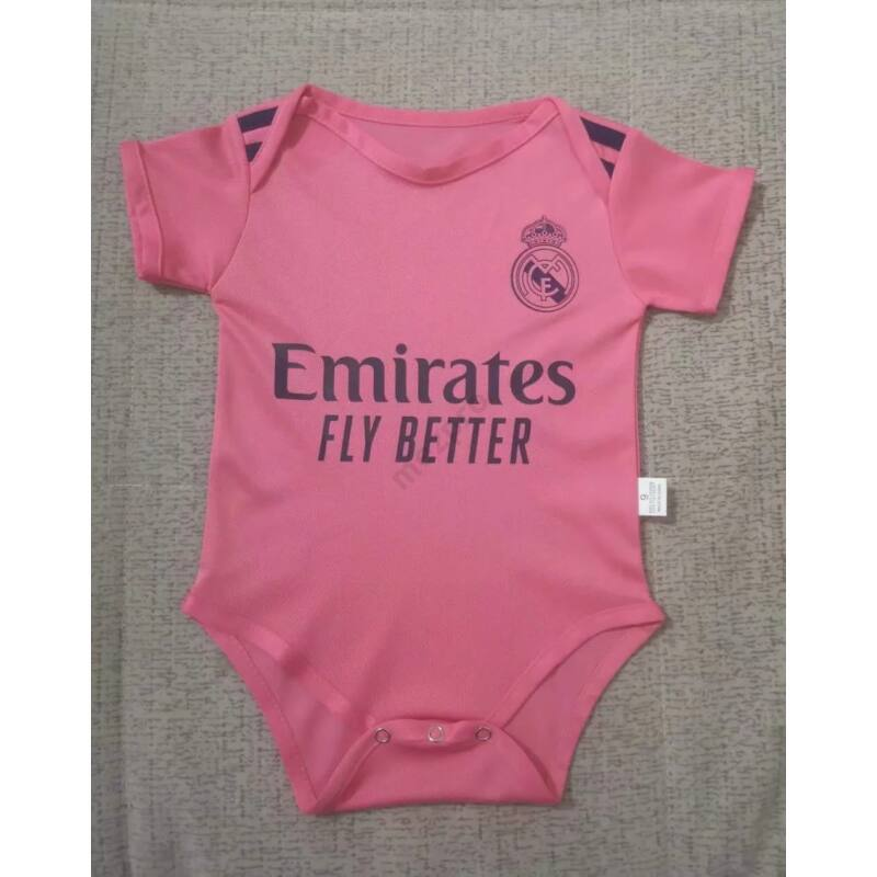 Real Madrid vendég Baby Body 2020-2021
