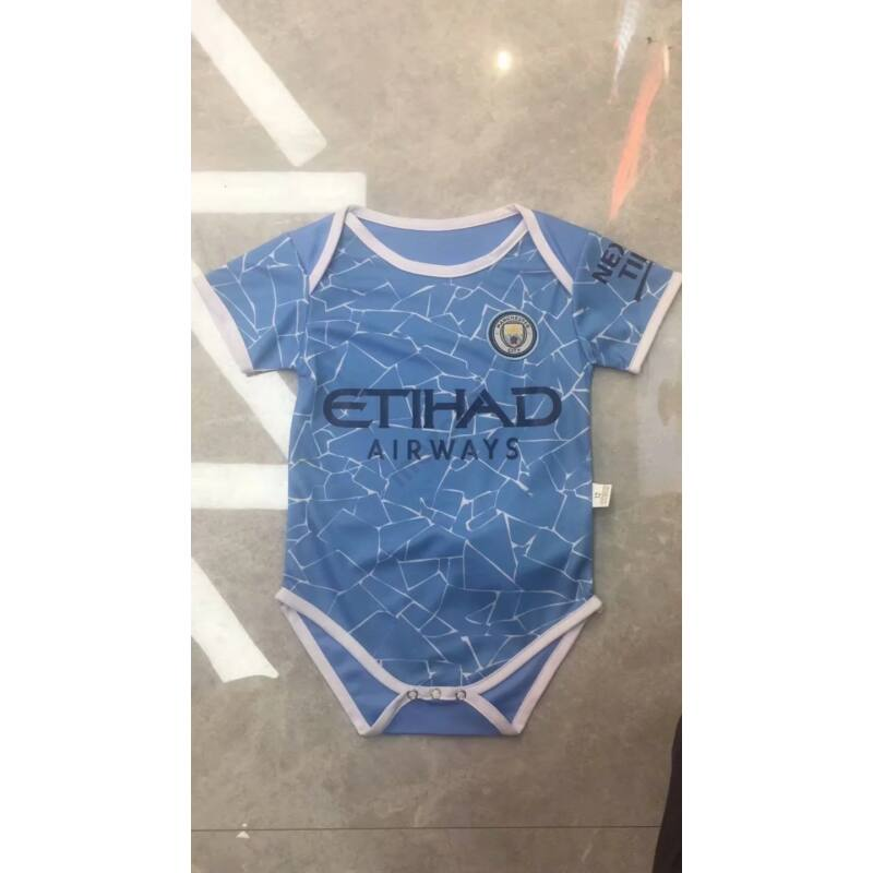 Manchester City Baby Body 2020-2021