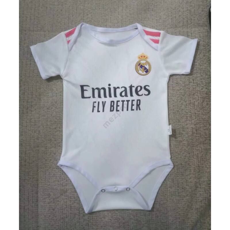 Real Madrid hazai Baby Body 2020-2021