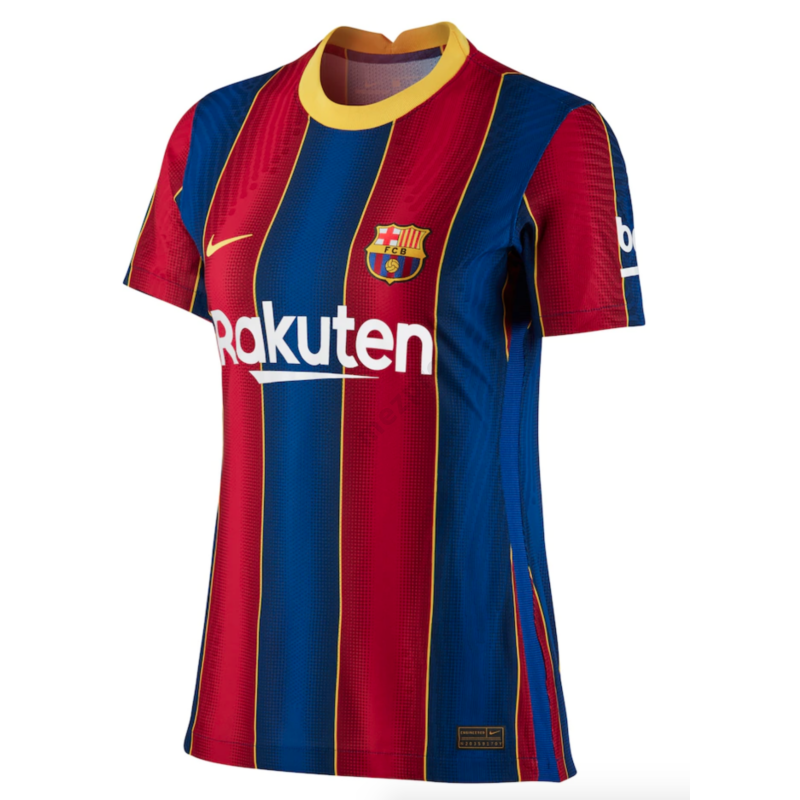 Barcelona hazai rövid ujjú 2020-2021 mez - Női