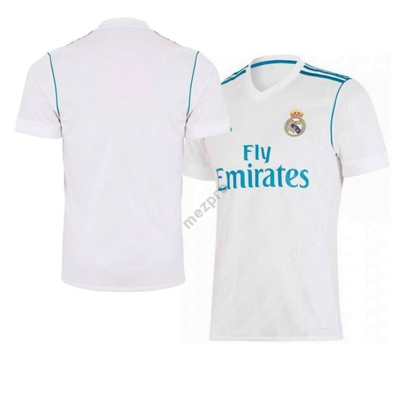 Real Madrid 2017-2018 hazai rövid ujjú mez - Férfi - RAKTÁRON