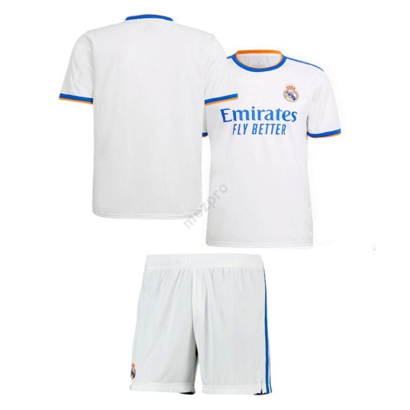 Real Madrid hazai 2021-2022 mez+nadrág (szett) - Gyerek