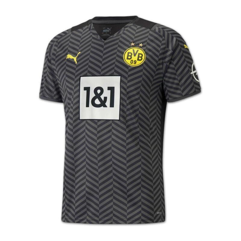 Borussia Dortmund vendég 2021-2022 mez - Férfi
