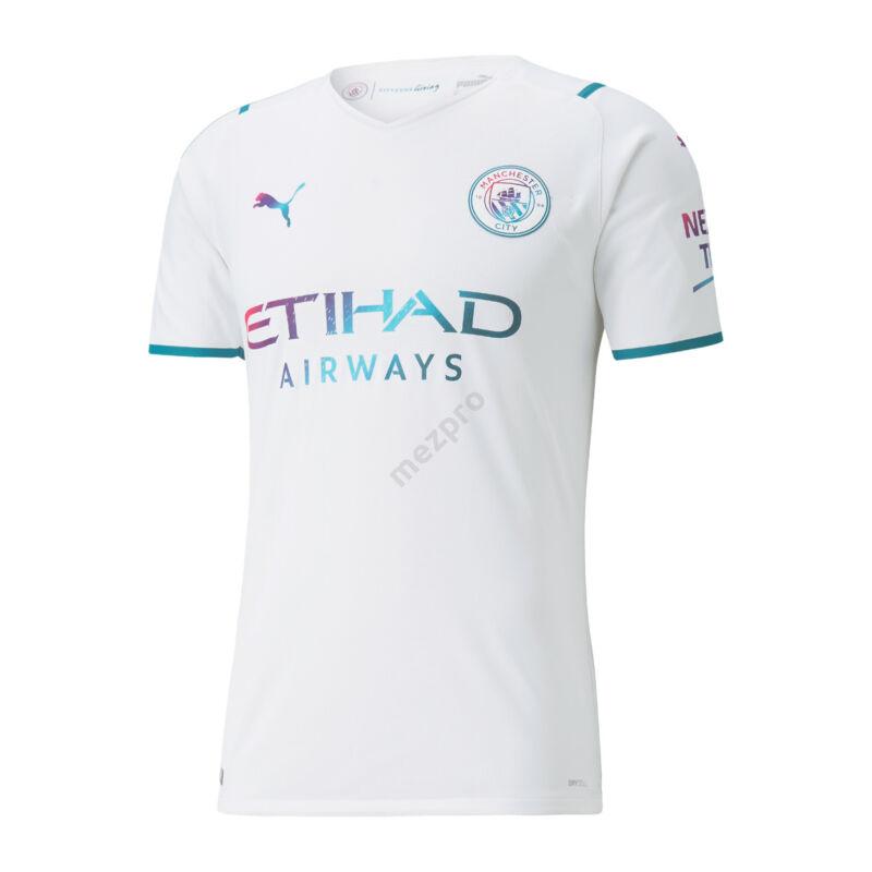 Manchester City vendég 2021-2022 mez - Férfi