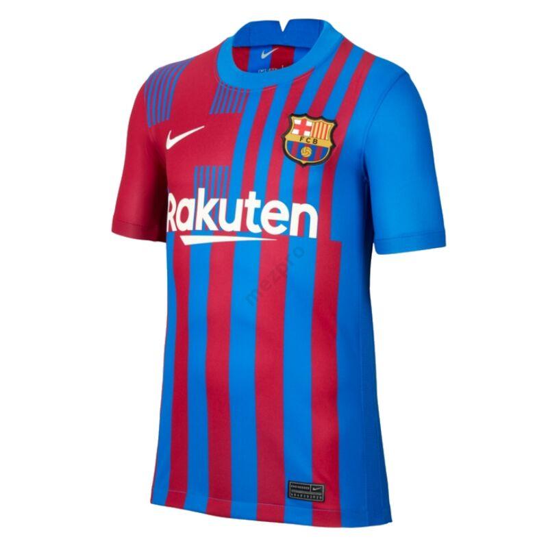 Barcelona hazai 2021-2022 mez - Női