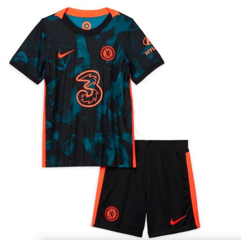 Chelsea 3. számú 2021-2022 mez+nadrág (szett) - Gyerek