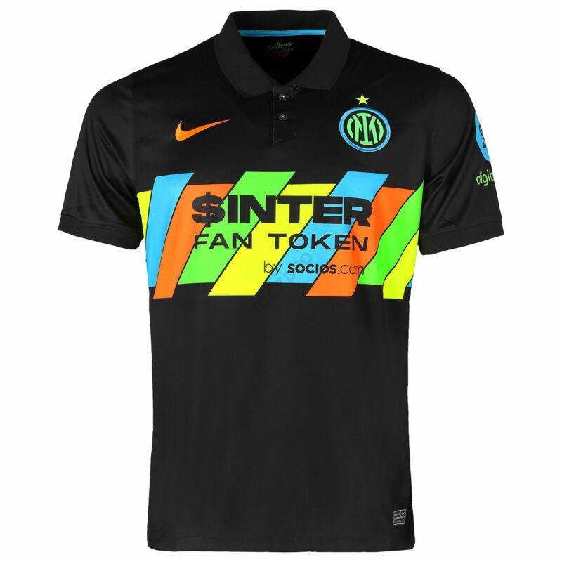 Inter 3. számú 2021-2022 mez - Férfi