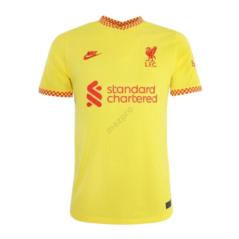 Liverpool 3. számú 2021-2022 mez - Férfi