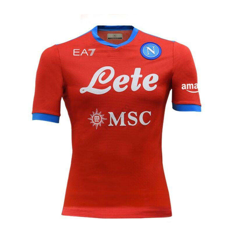 Napoli 4. számú 2021-2022 mez - Férfi