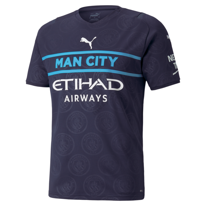 Manchester City 3. számú 2021-2022 mez - Férfi