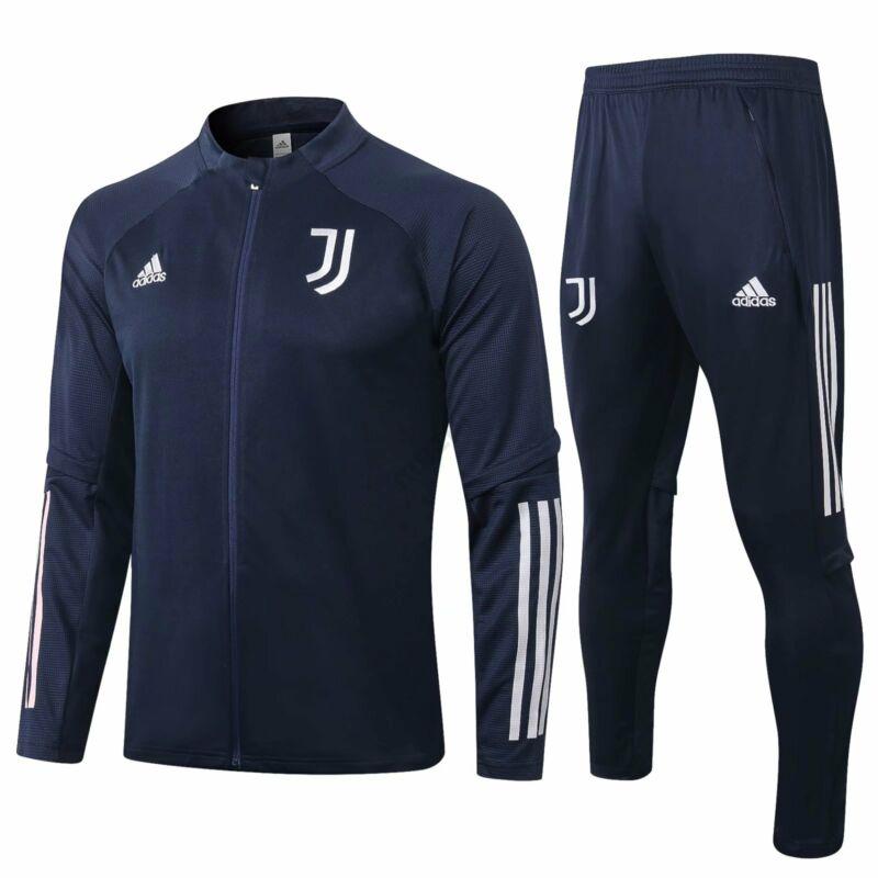 Juventus melegítő szett (felső+alsó - cipzáros) - Férfi