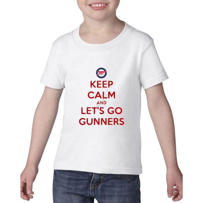 Arsenal szurkolói póló - Gyerek
