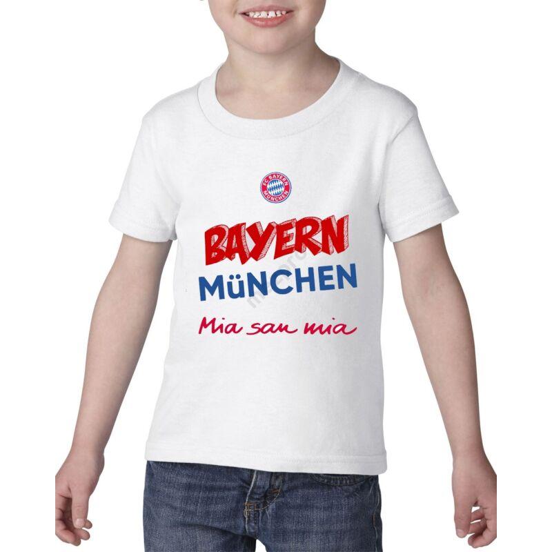 Bayern München szurkolói póló - Gyerek