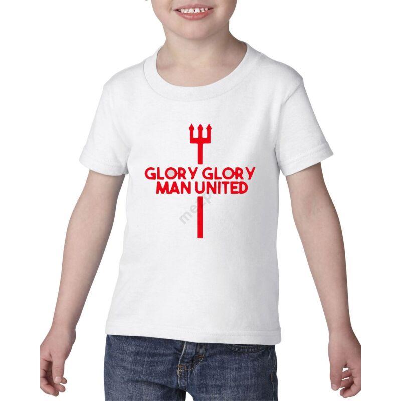 Manchester United szurkolói póló - Gyerek