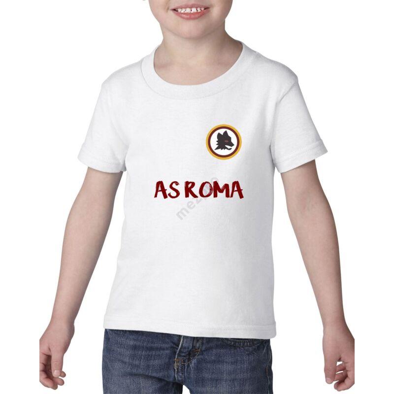 AS Roma szurkolói póló - Gyerek
