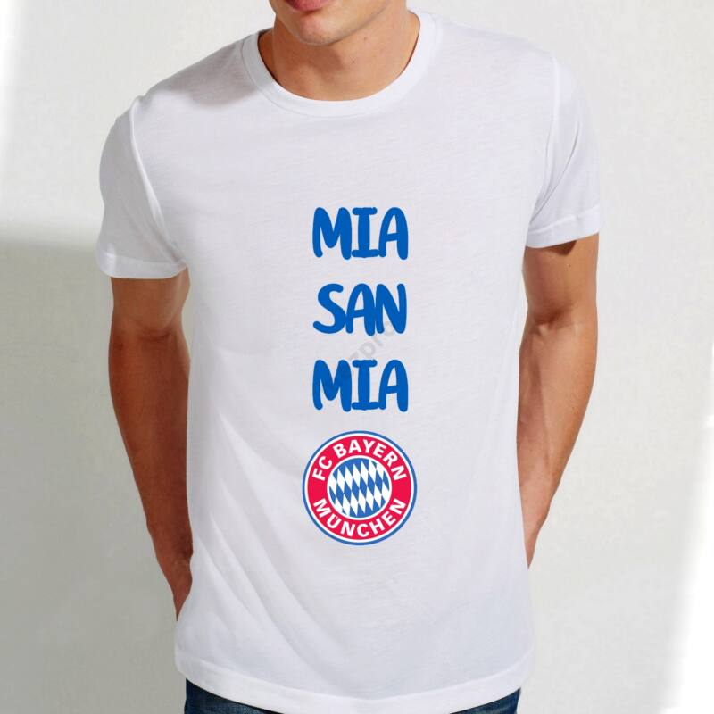Bayern München szurkolói póló - Férfi