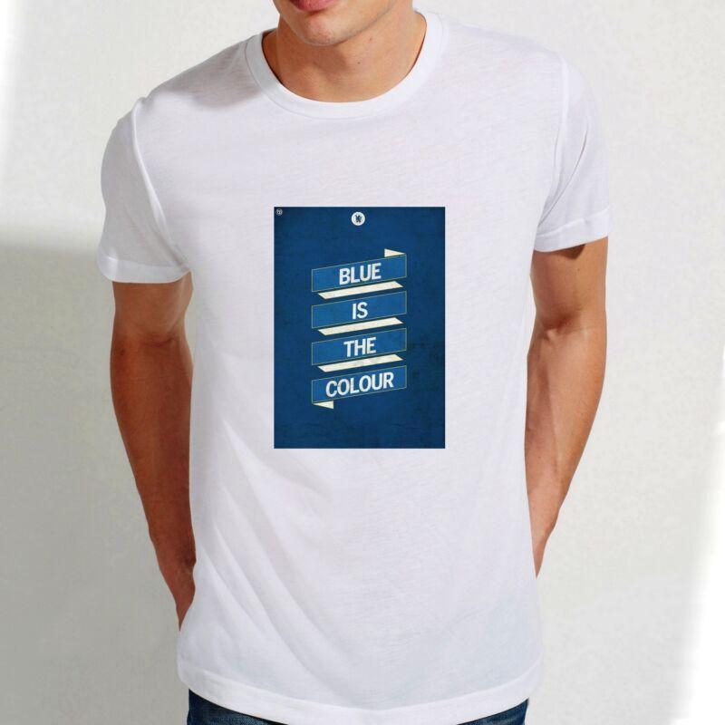 Chelsea szurkolói póló - Férfi