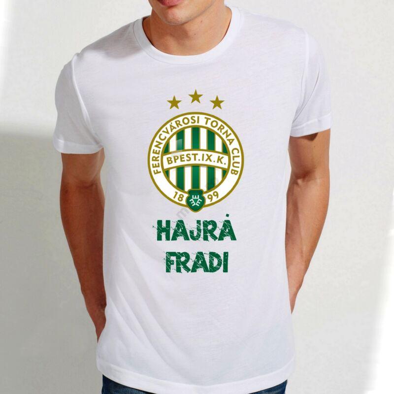 Fradi szurkolói póló - Férfi