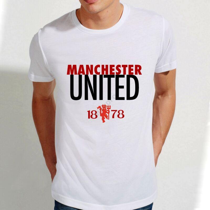 Manchester United szurkolói póló - Férfi