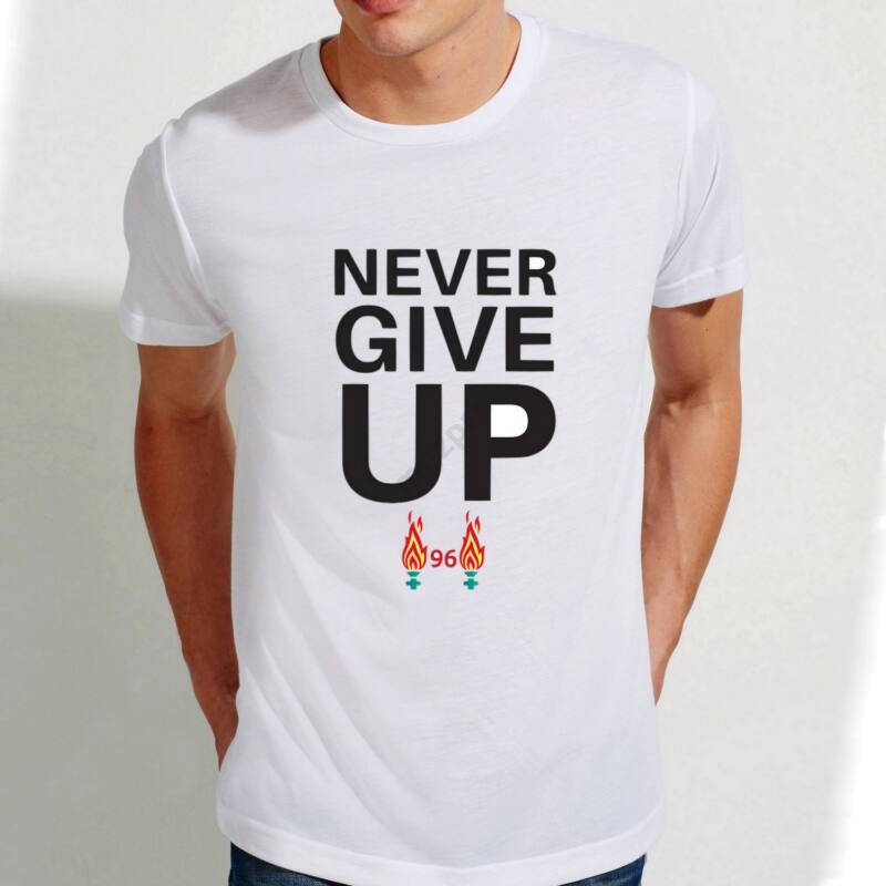 Liverpool szurkolói póló - Férfi