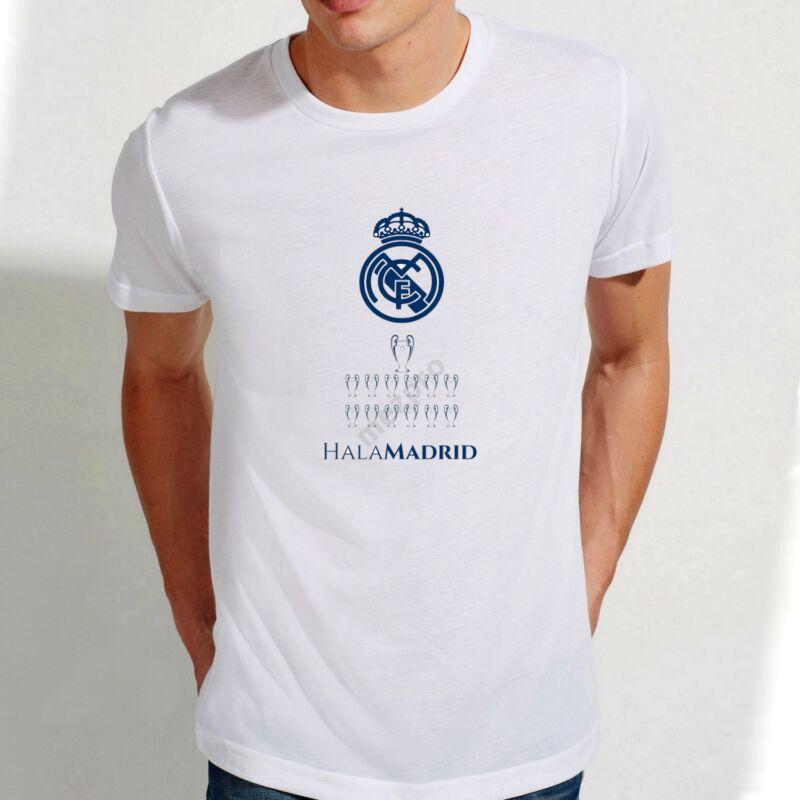Real Madrid szurkolói póló - Férfi