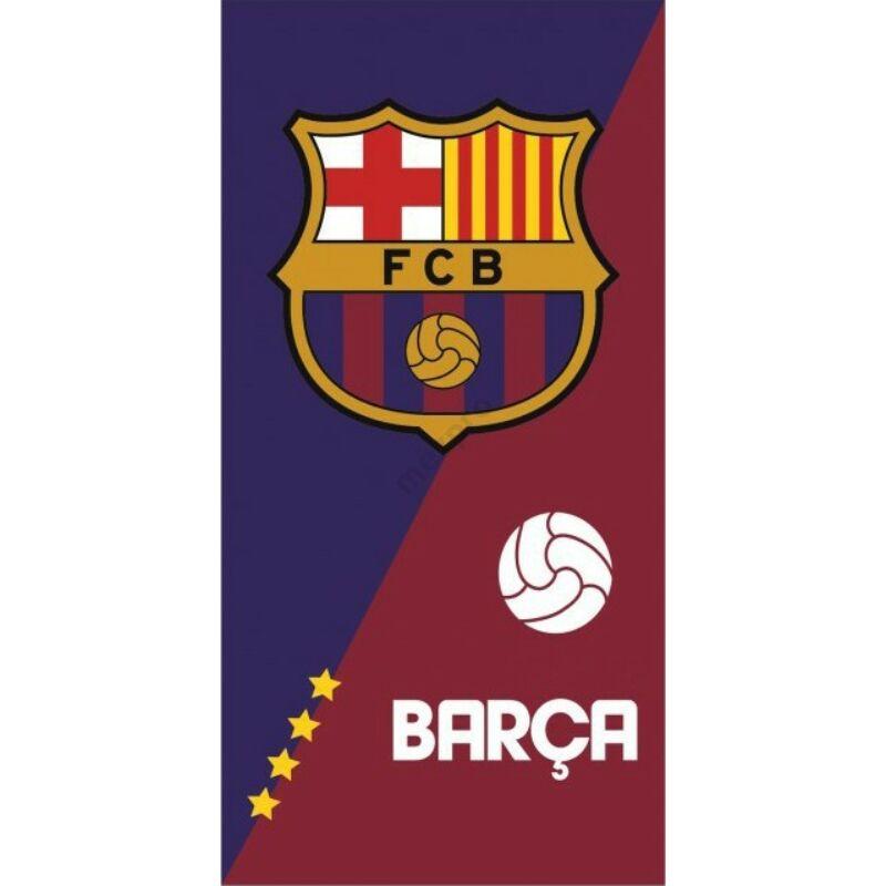 FC Barcelona fürdőlepedő, strand törölköző 70*140cm
