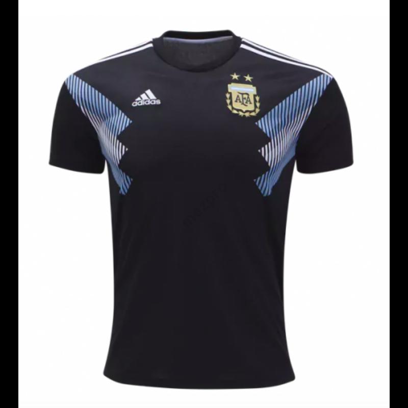 Argentína válogatott vendég (VB - 2018) rövid ujjú mez - Férfi
