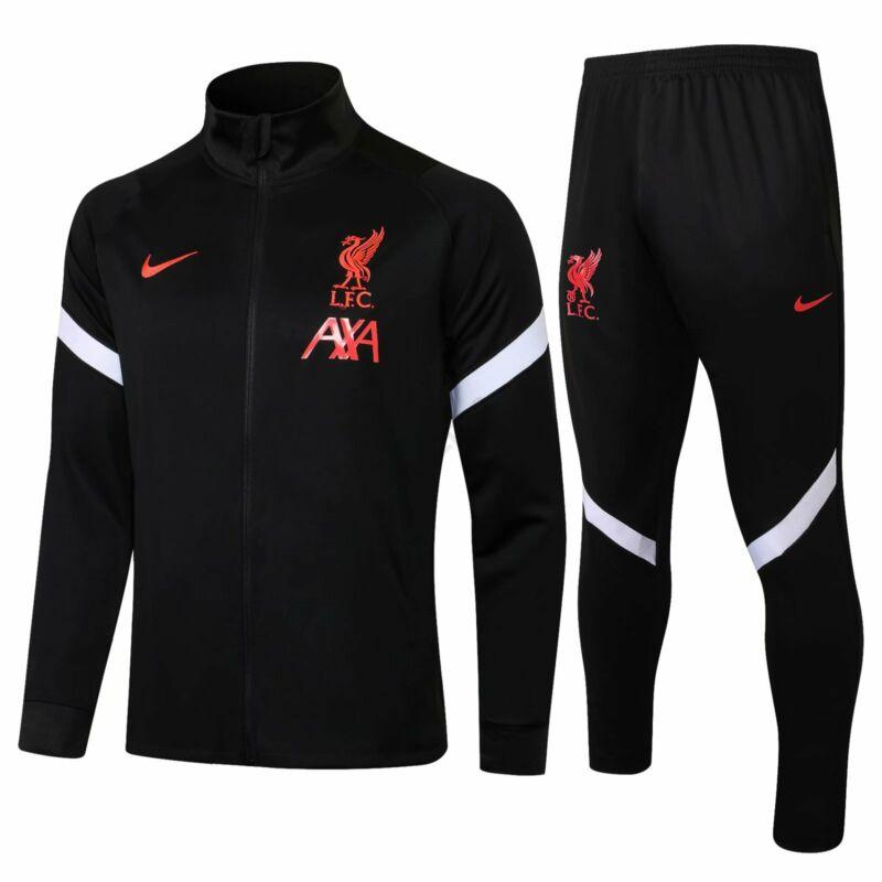 Liverpool melegítő szett 2021-2022 (felső+alsó - cipzáros) - Férfi