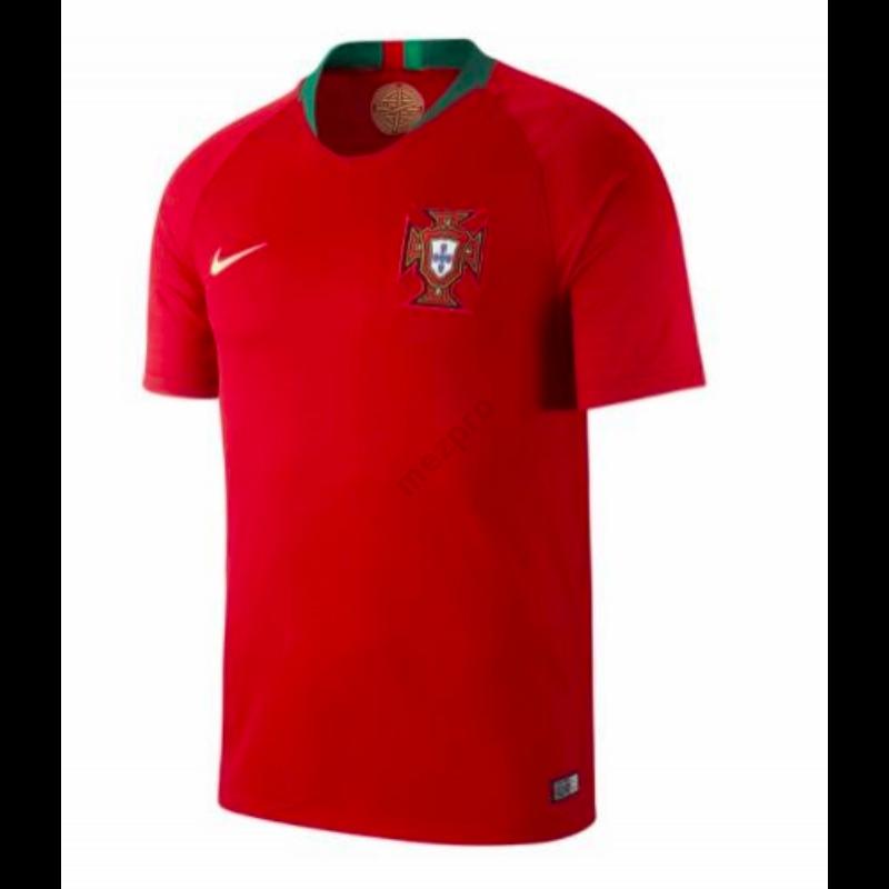 Portugál válogatott hazai (VB - 2018) rövid ujjú mez - Férfi