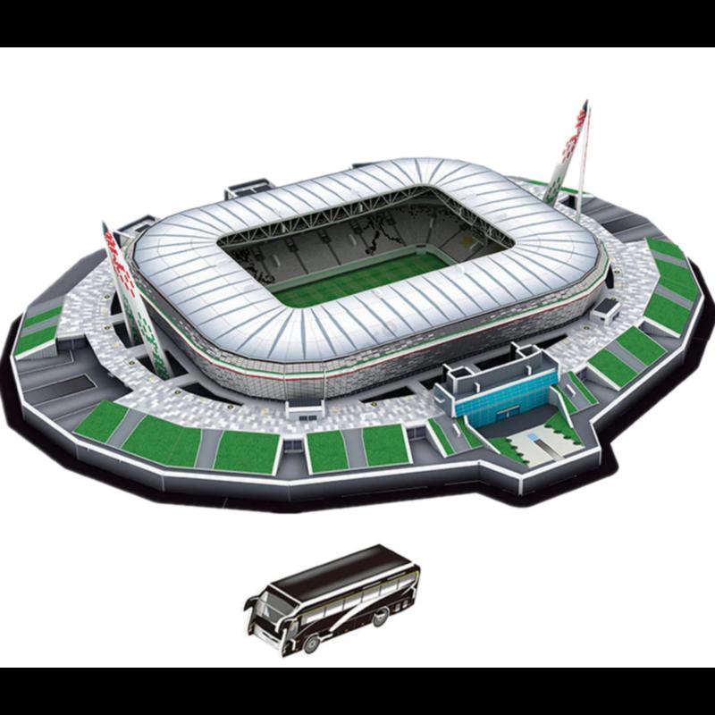 Juventus stadion - 3D Puzzle