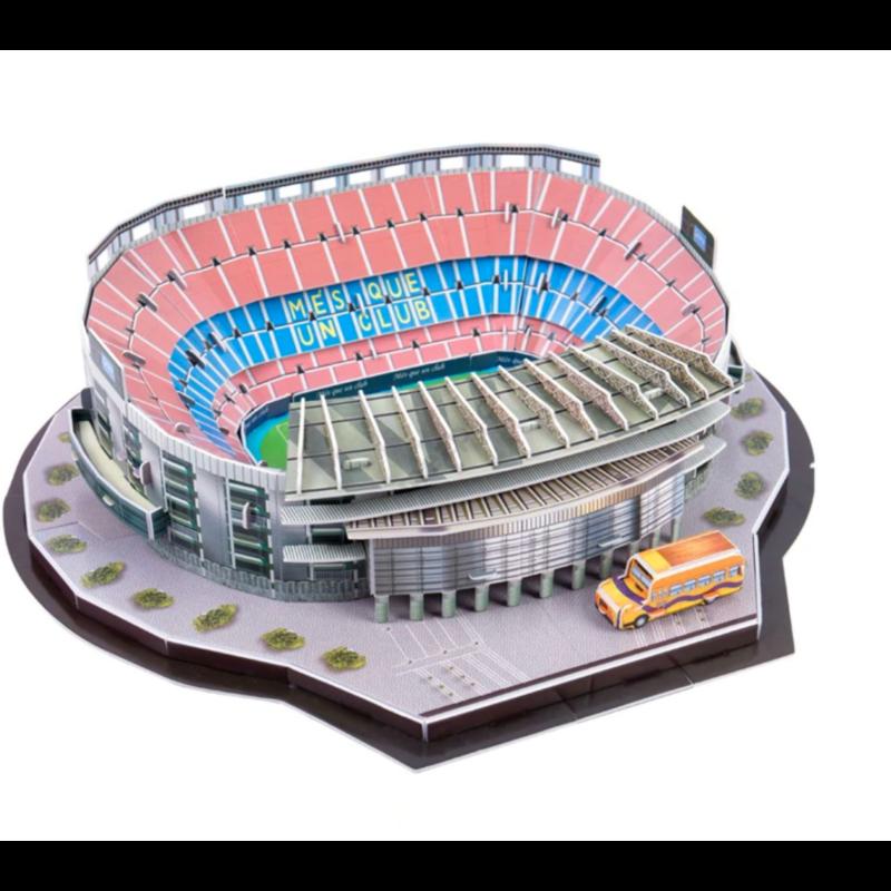Camp Nou FC Barcelona stadion - 3D Puzzle