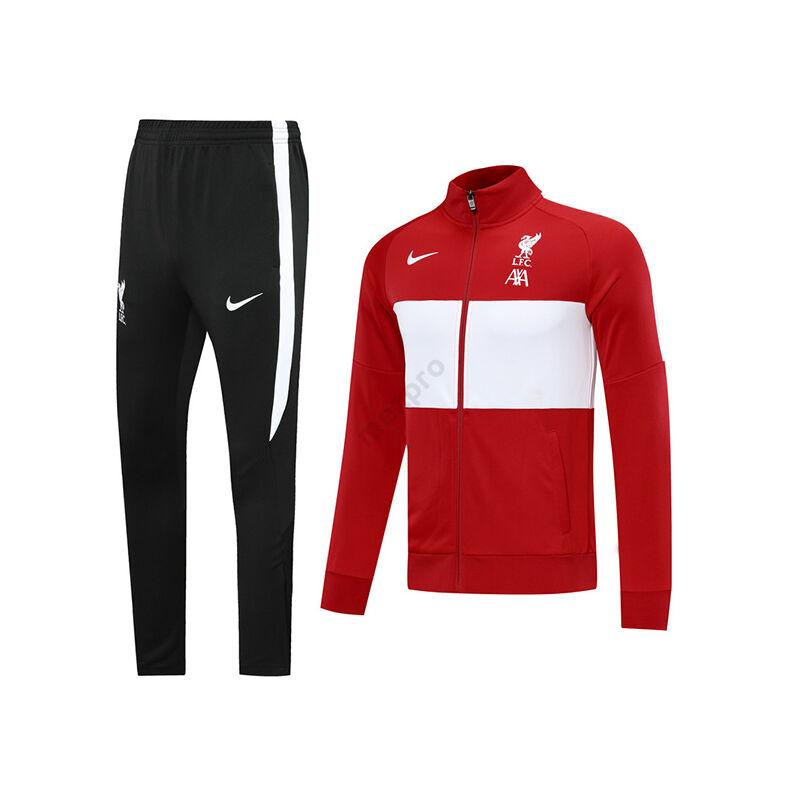 Liverpool melegítő szett 2020-2021 (felső+alsó - cipzáros) - Férfi