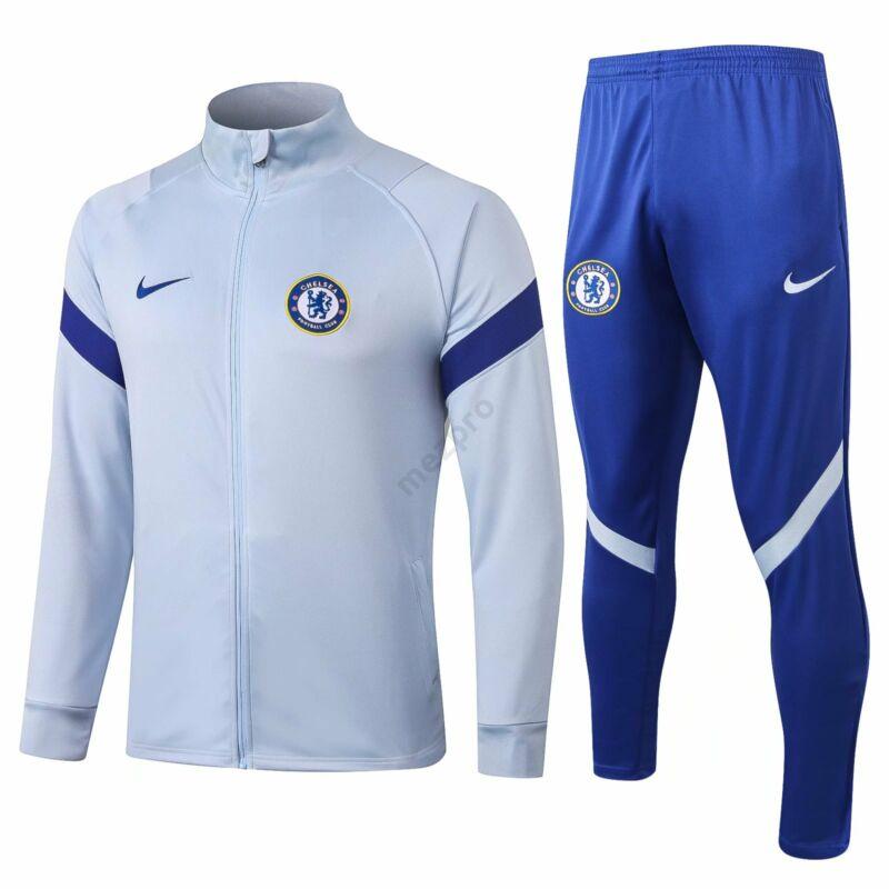 Chelsea melegítő szett 2020-2021 (felső+alsó - cipzáros) - Férfi